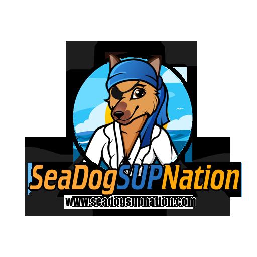 sea dog sup nation logo - image